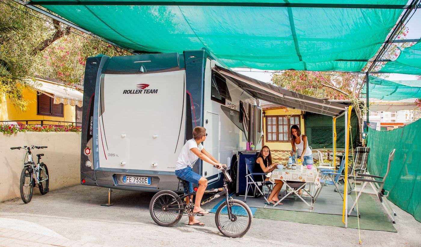 Camping Rosa