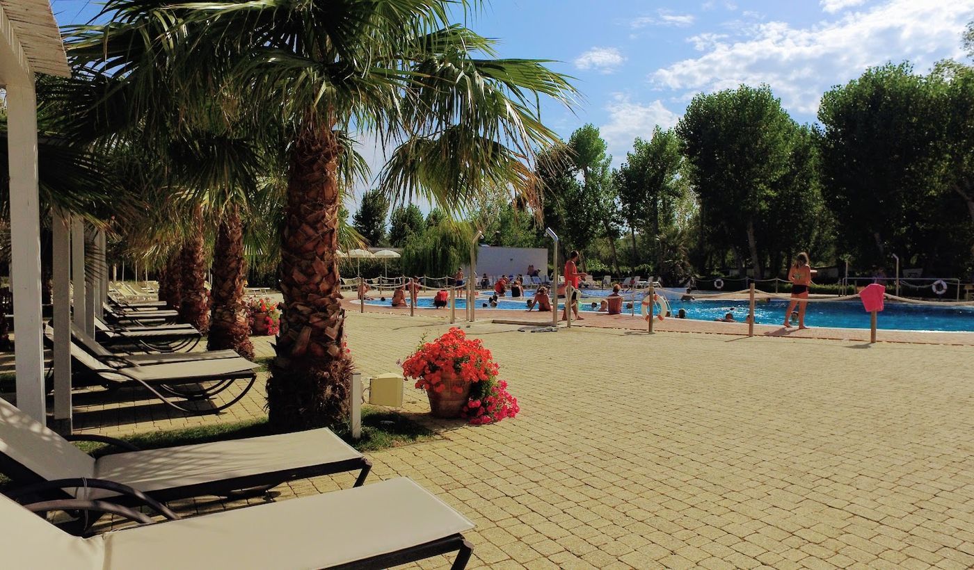 Camping Village con Piscina in Toscana