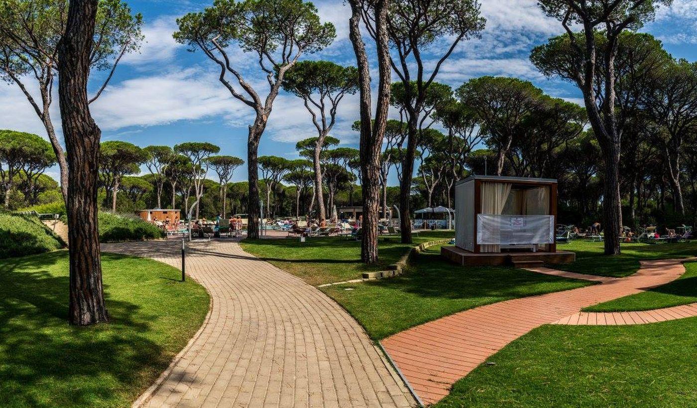Camping Village für Familien in Grosseto