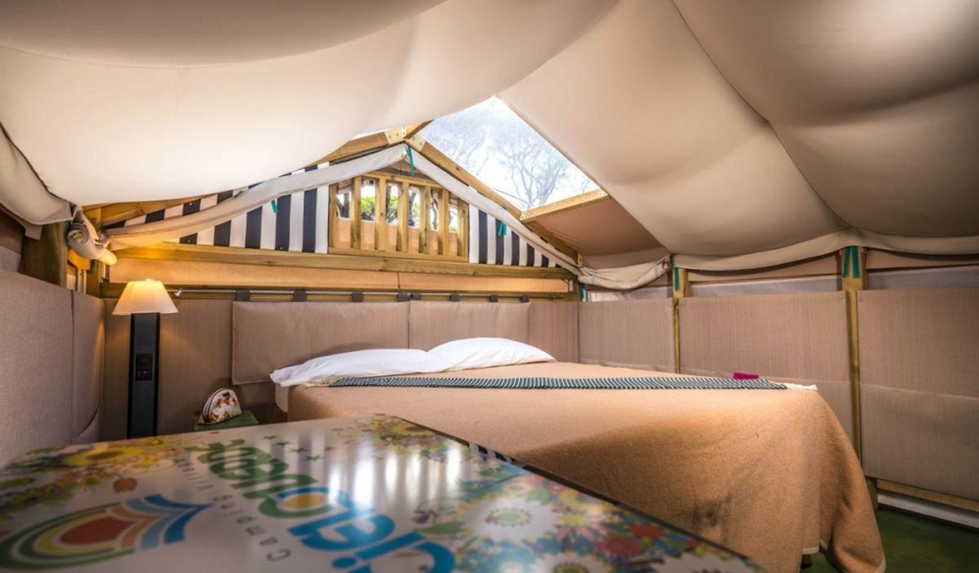 Cieloverde Tent