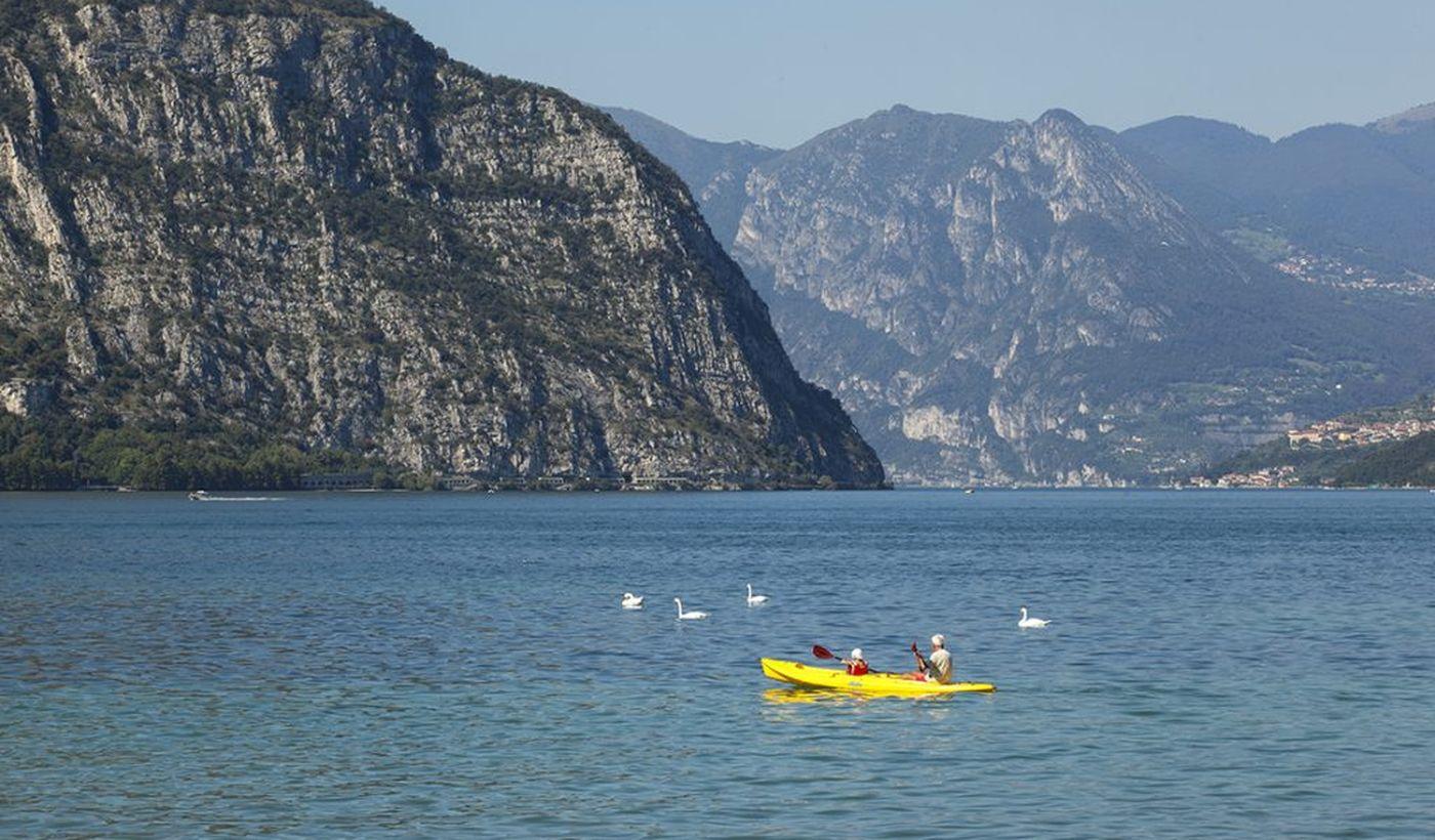 Lago d'Iseo, Brescia