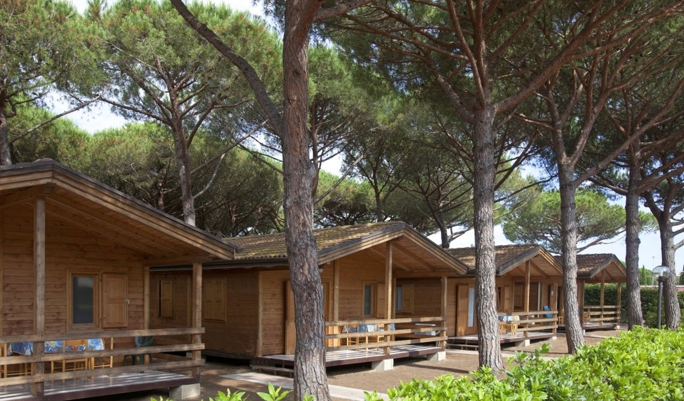 Camping Village a Orbetello, Toscana