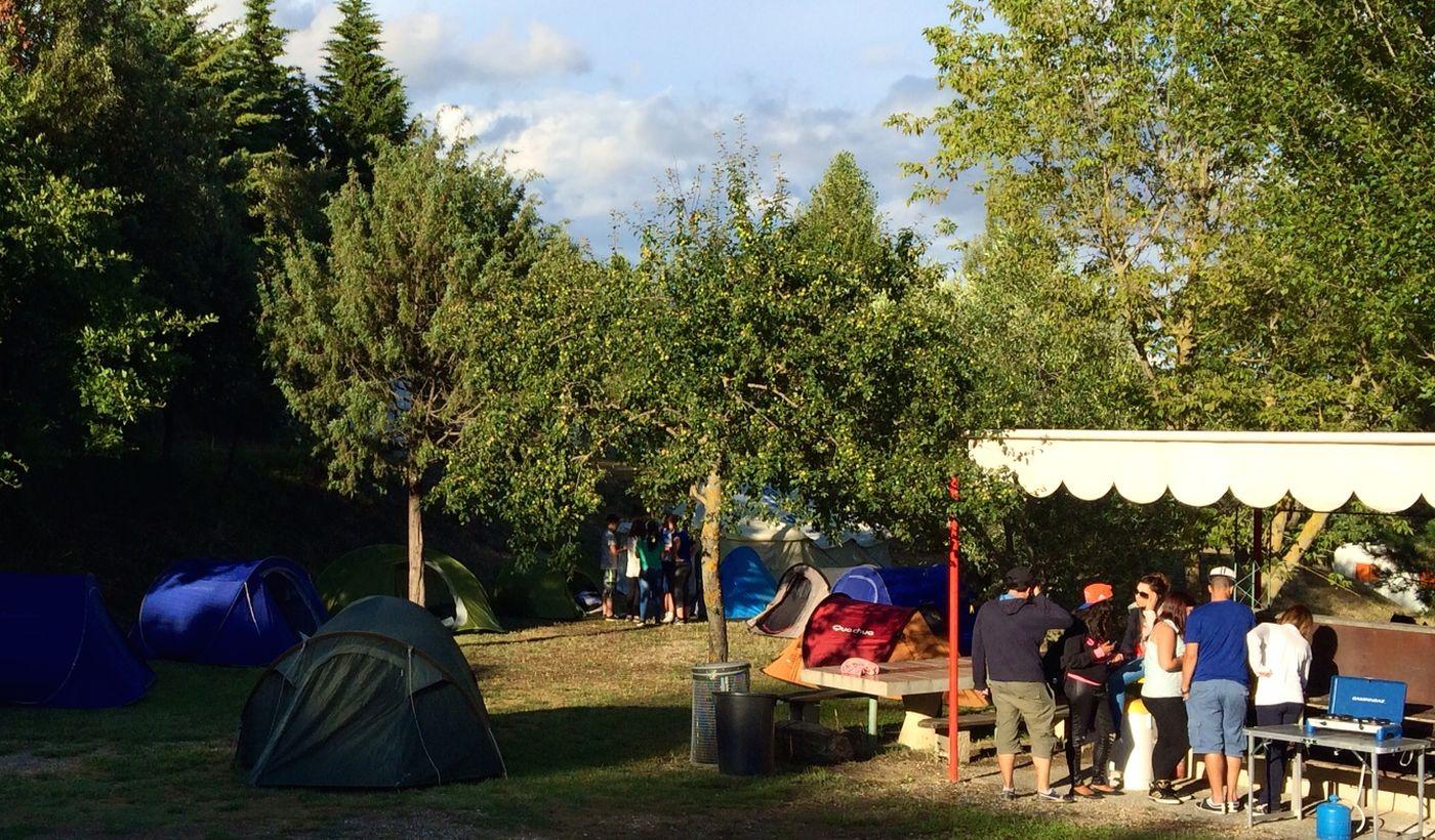 Campeggio Le Soline