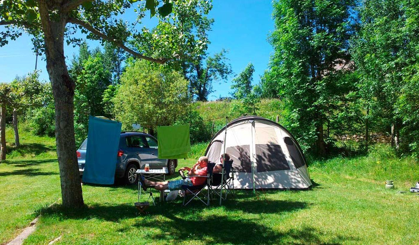 Camping  Laspaúles