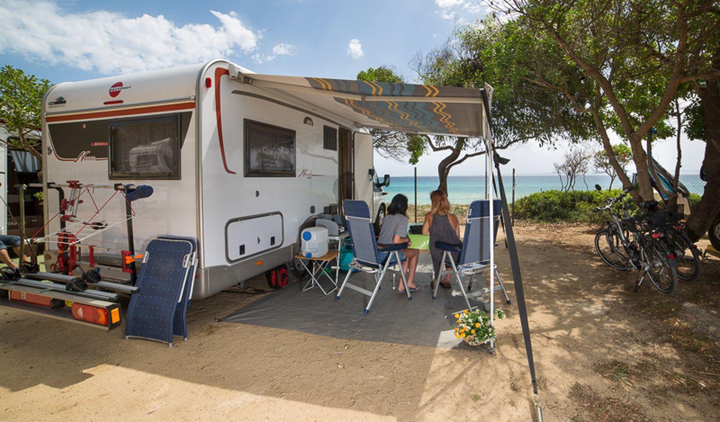 Villaggio Camping Capo Ferrato