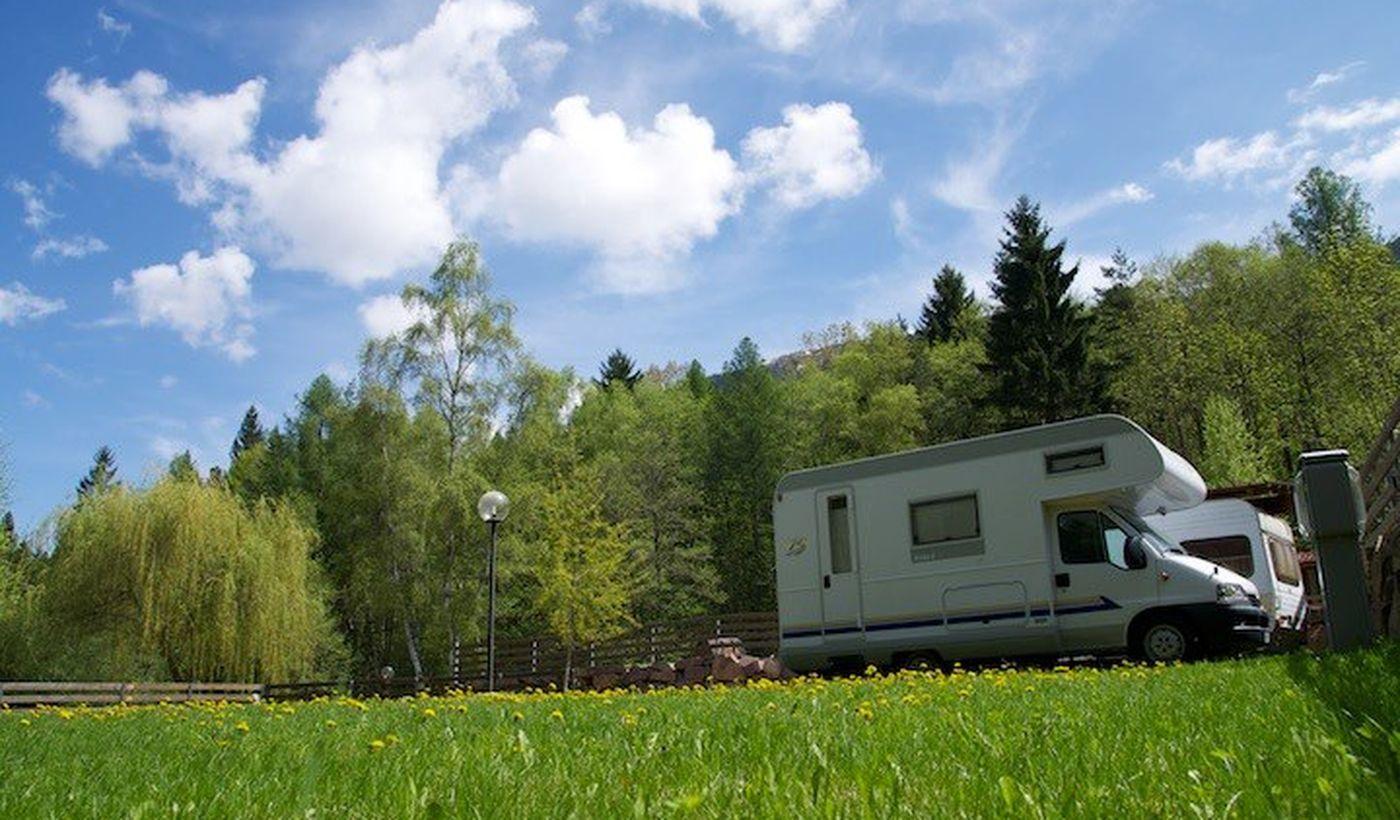 Camping Canè in Fiore