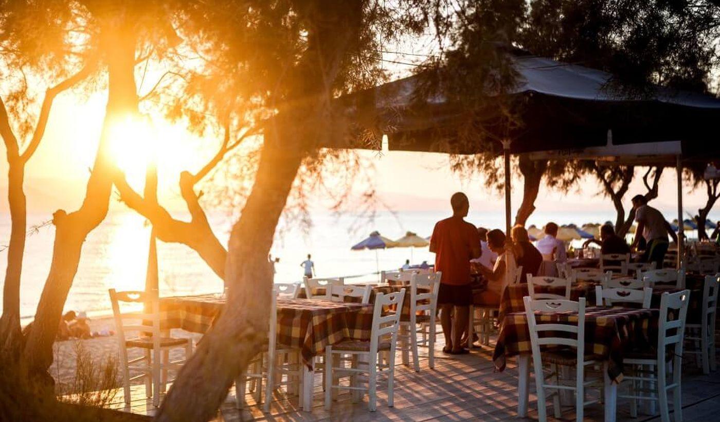 Maragas Beach Naxos