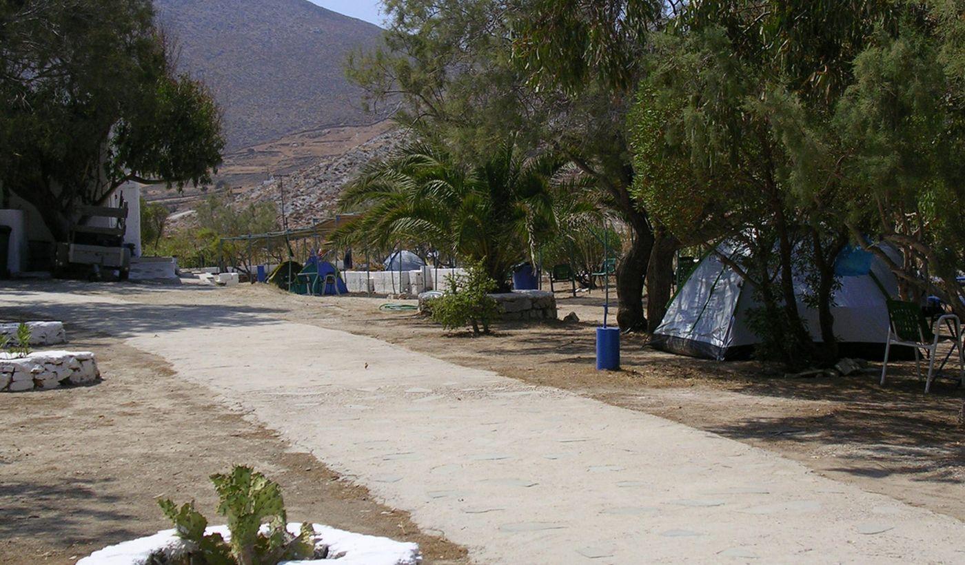 Camping Livadi
