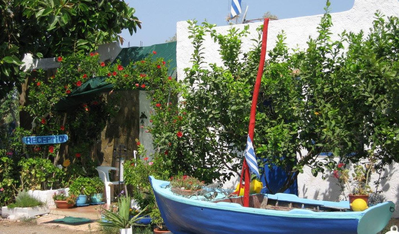 Reception Camping Sisi