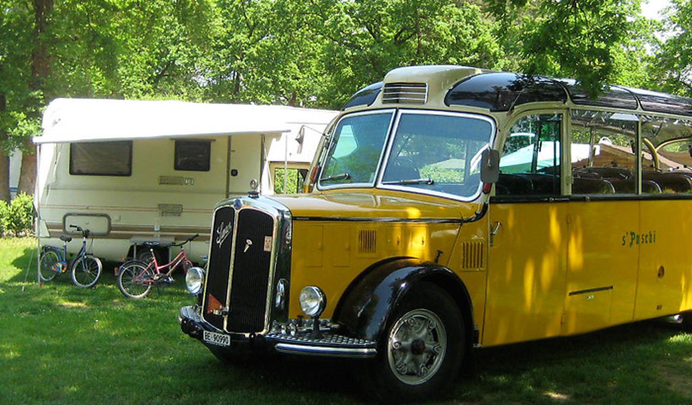 Camping Gugel Dreiländer