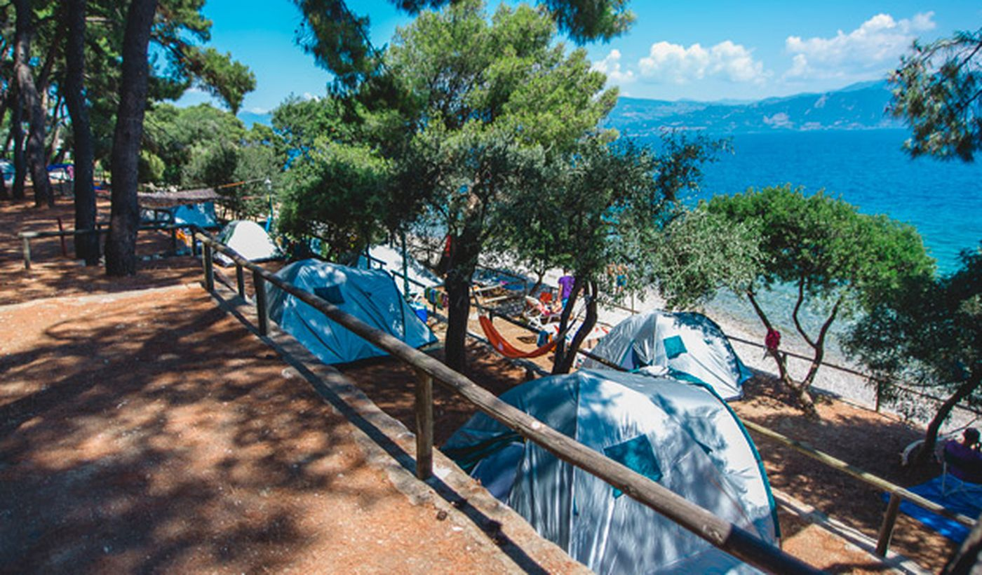 Camping Tsolis