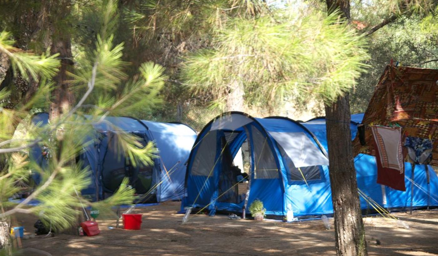 Thalatta Kalamitsi Village Camp