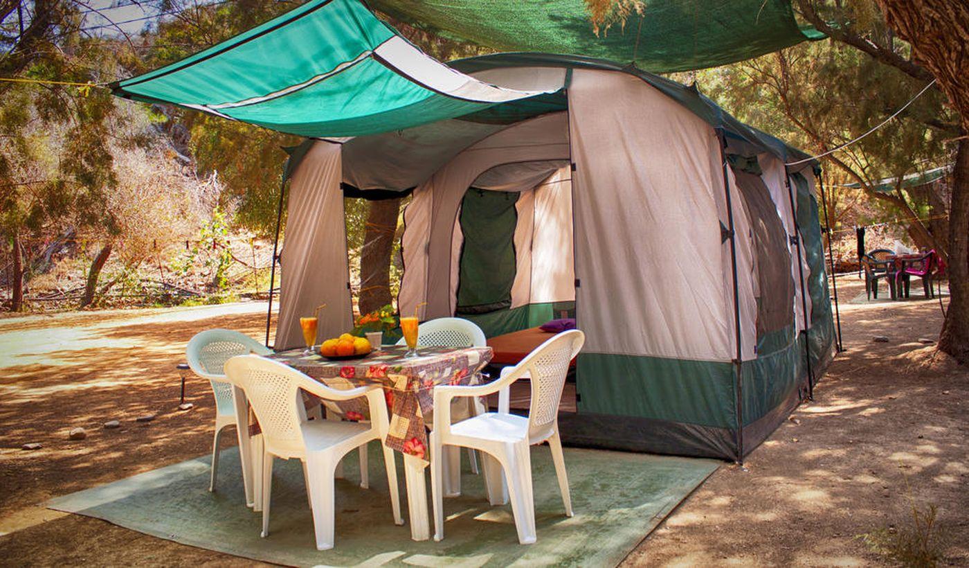 Tenda del camping Nopigia