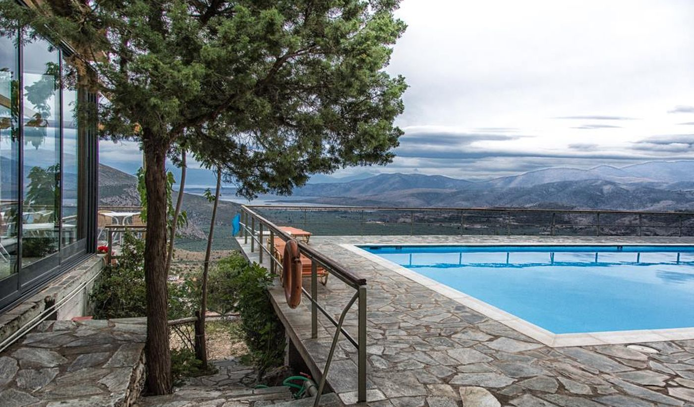 Delphi Camping
