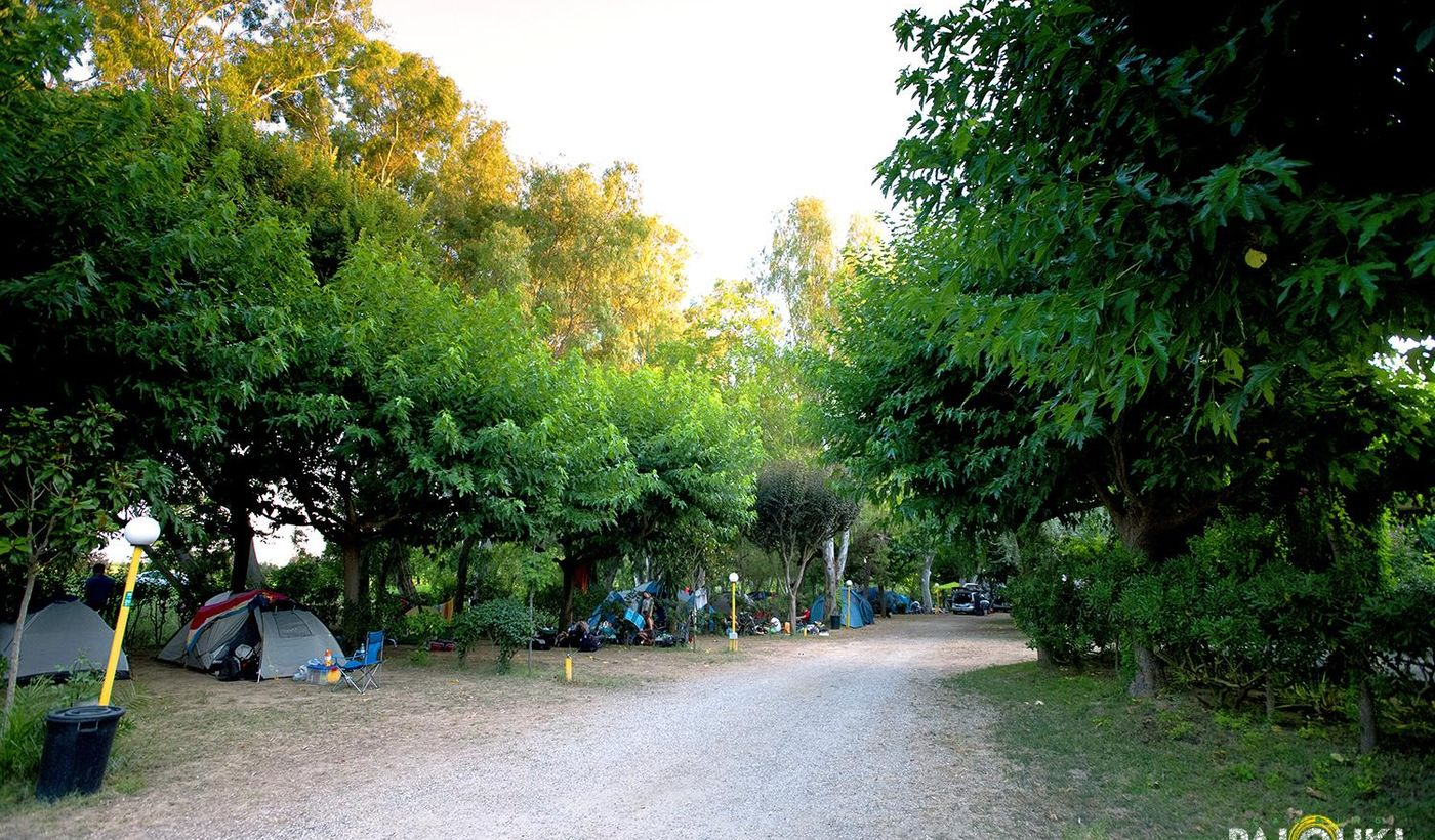 Camping Palouki