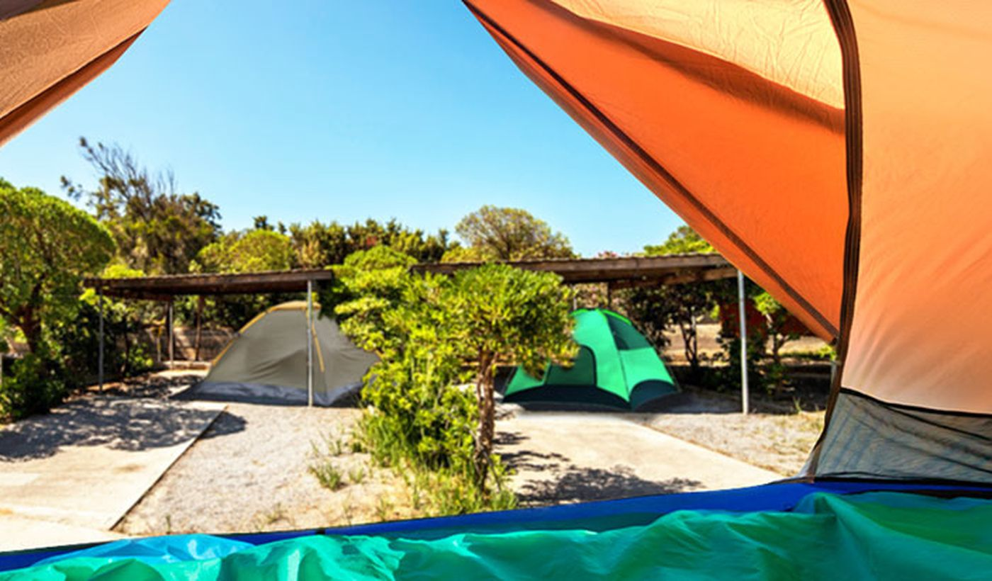 Simos Camping Elafonisos