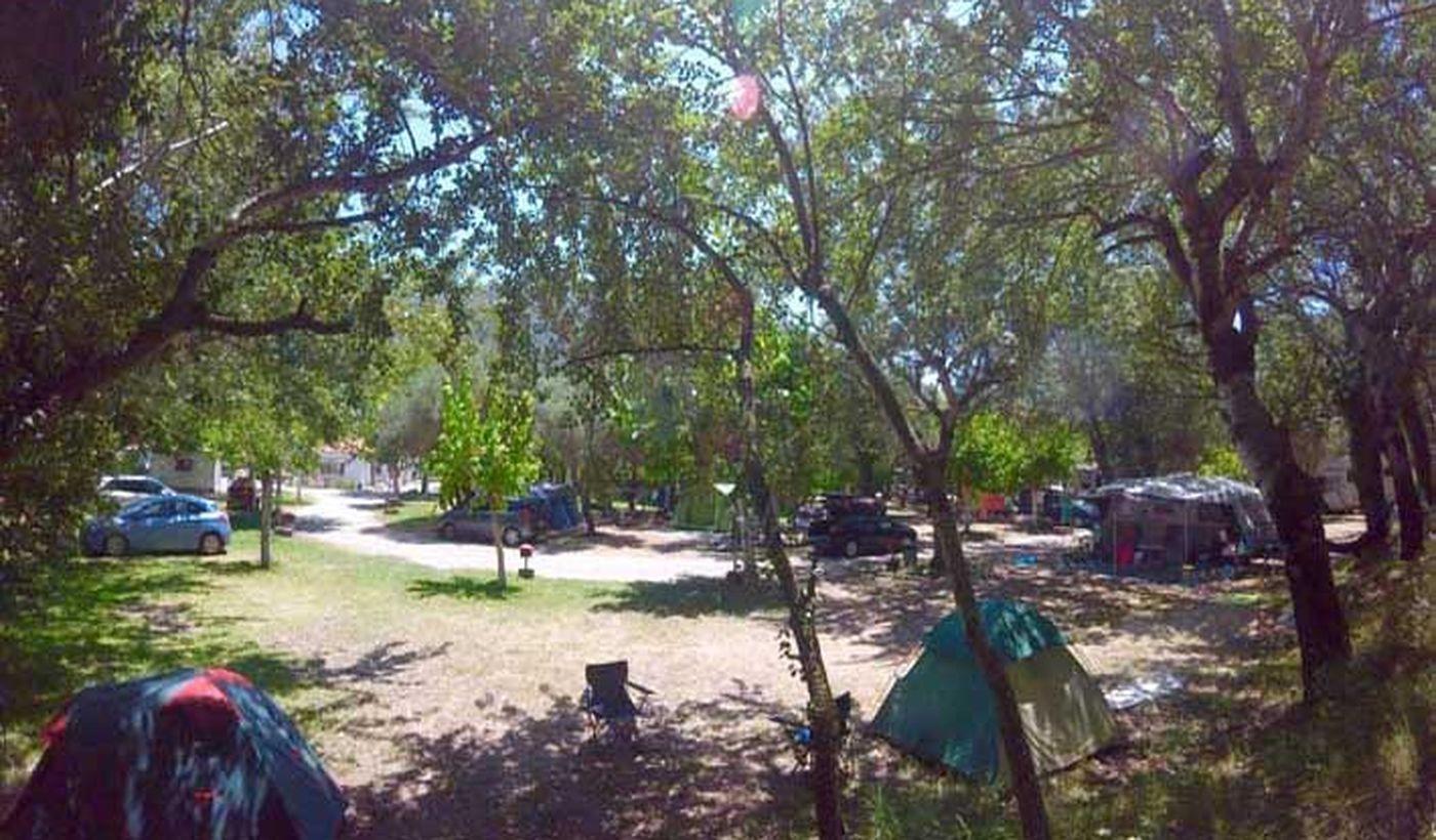 Camping Vassiliki Beach