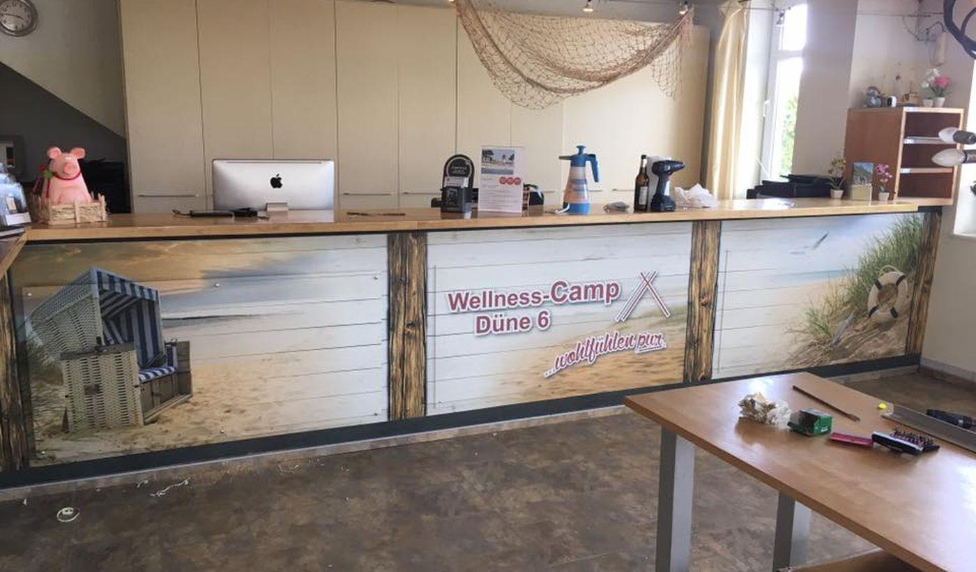 Wellness Camp Düne 6