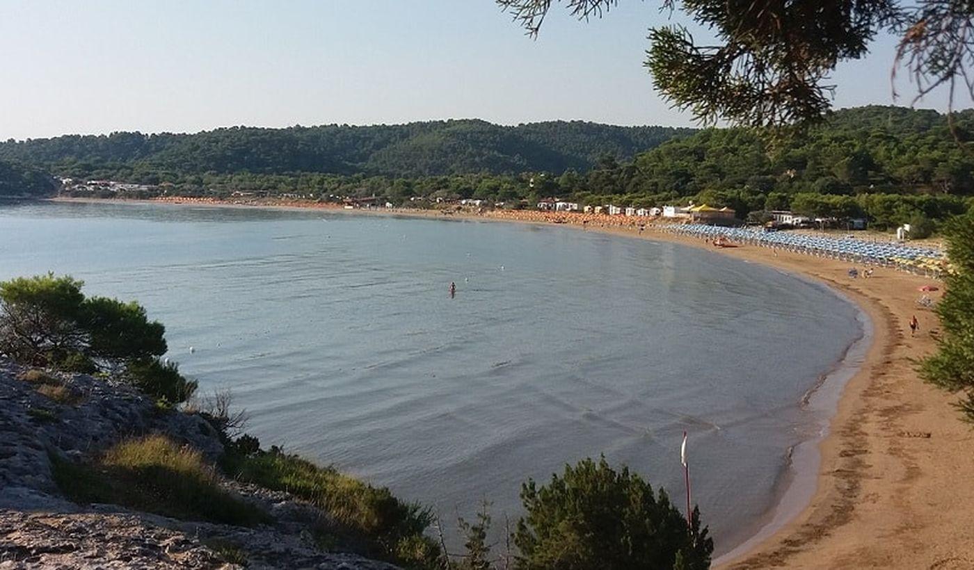 Camping Residence a Vieste, Puglia