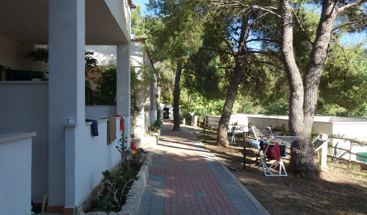 Camping Village per Famiglie a Vieste, Puglia
