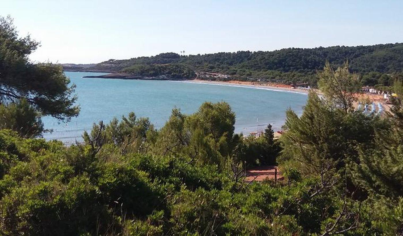 Spiaggia Sflinalicchio
