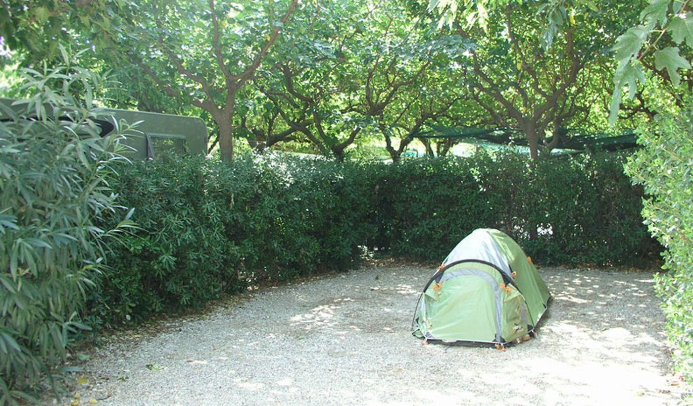Camping Ramnous