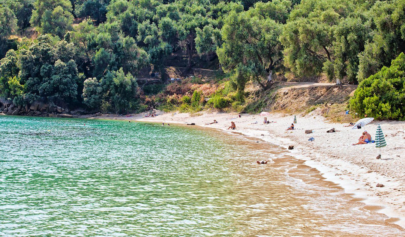 Enjoy Lichnos Camping & Hotel