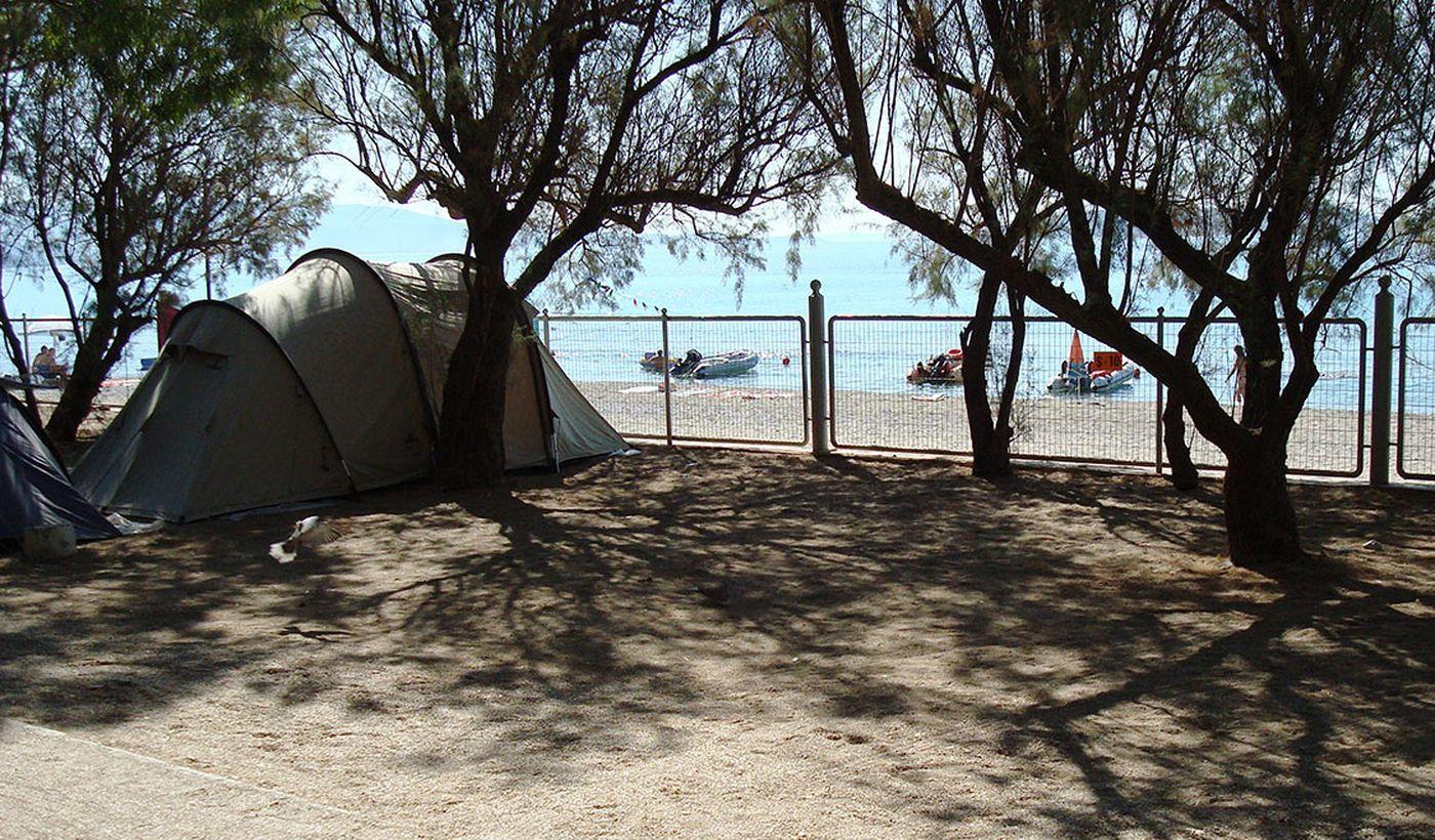 Kastraki Camping