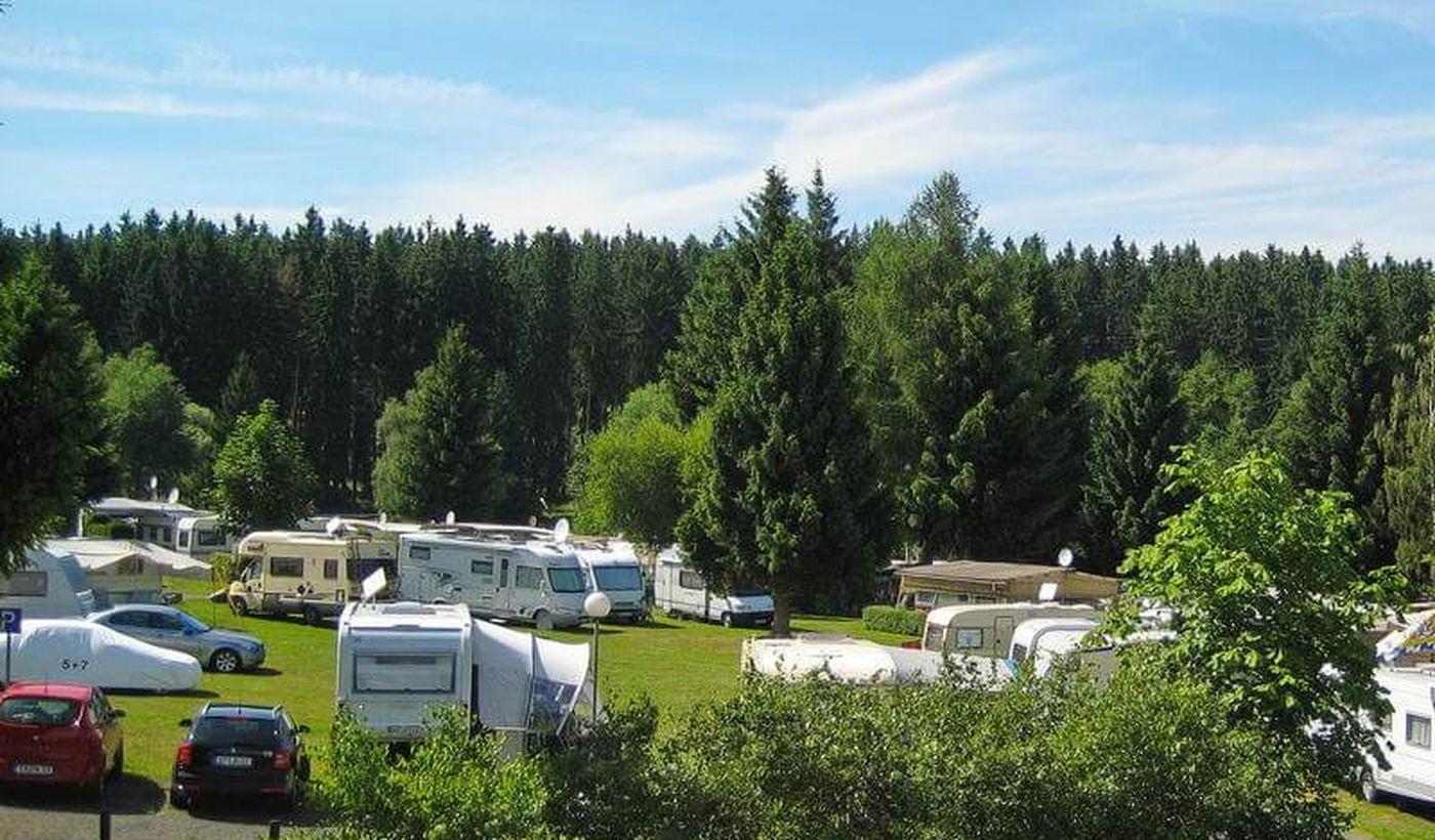 Camping Paufeld