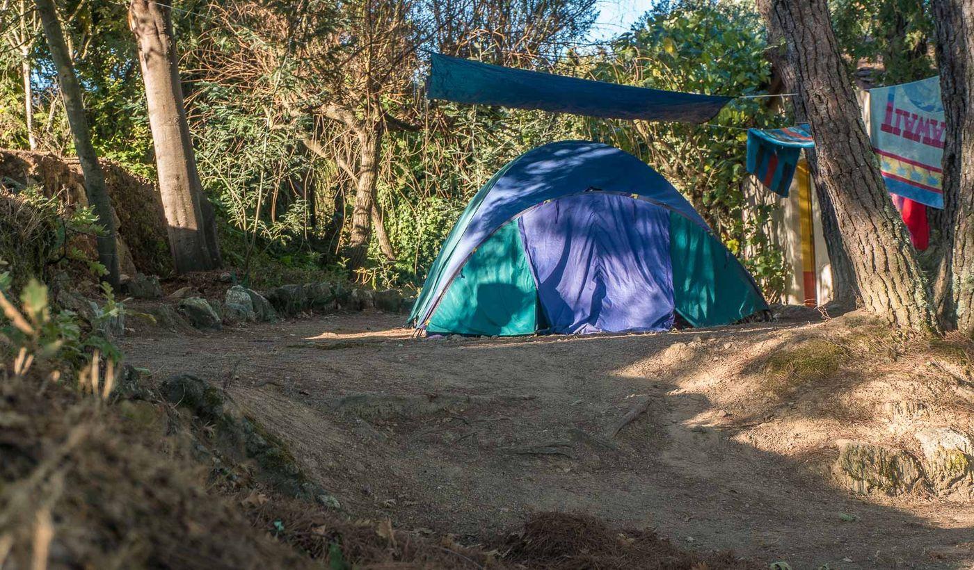 Camping Toca da Raposa