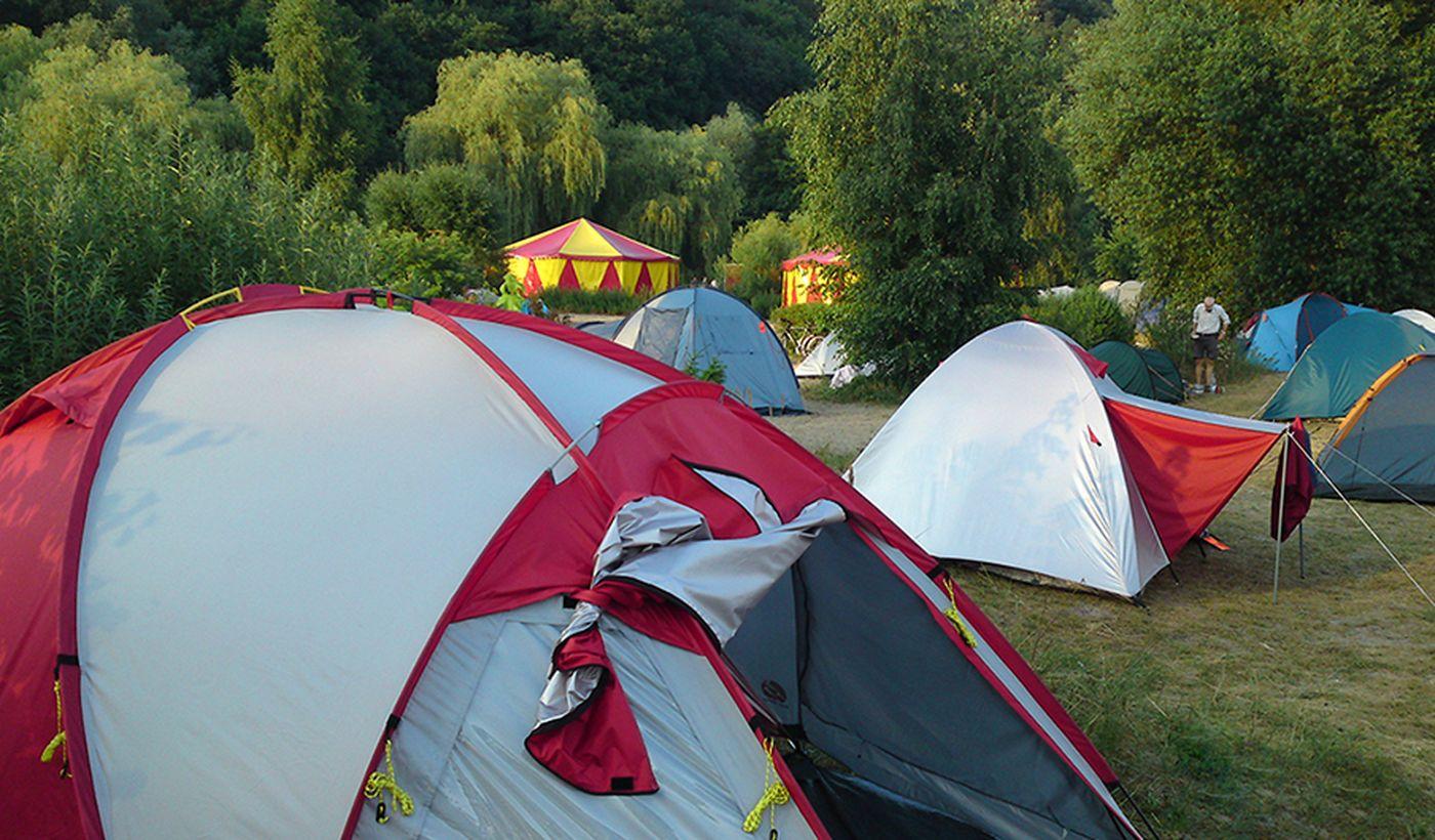 Camping Elbe Camp