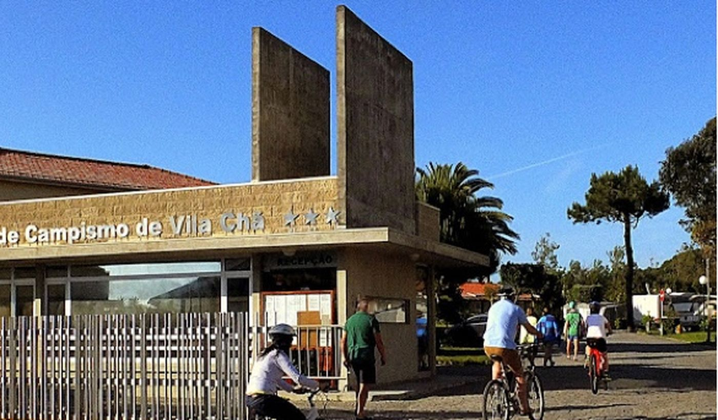 Parque de Campismo de Vila Cha