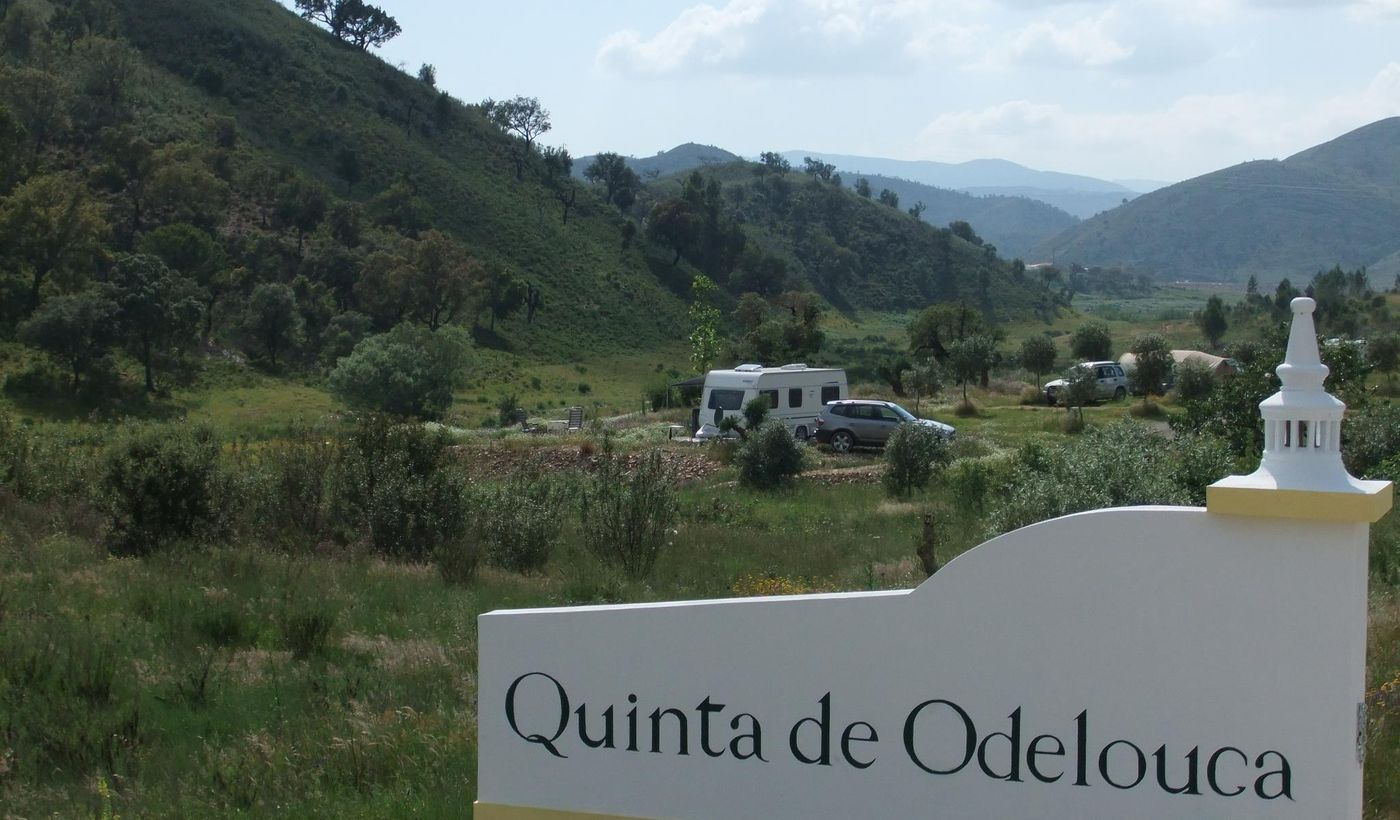 Camping Quinta de Odelouca