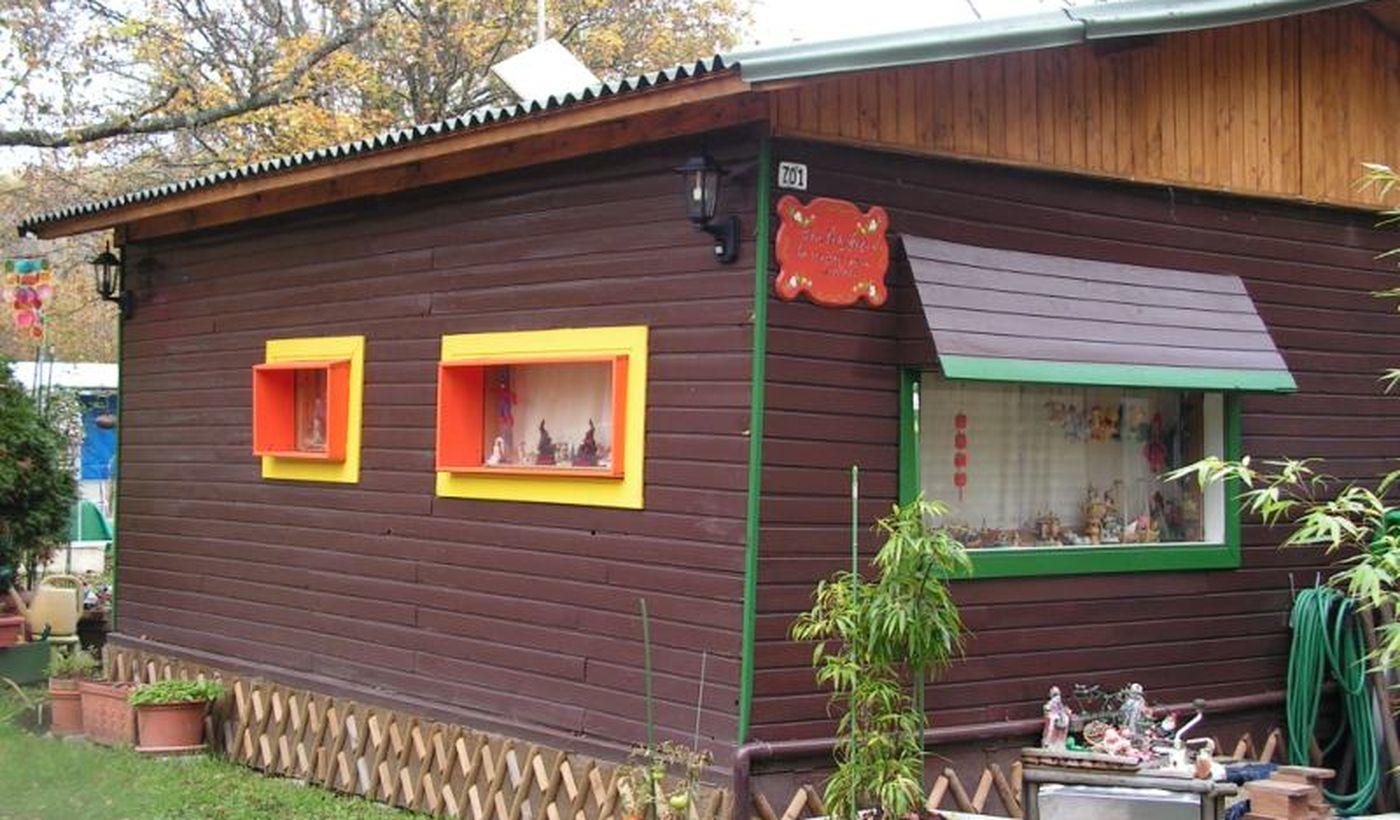 Camping Cantonal du Val de l'Allondon
