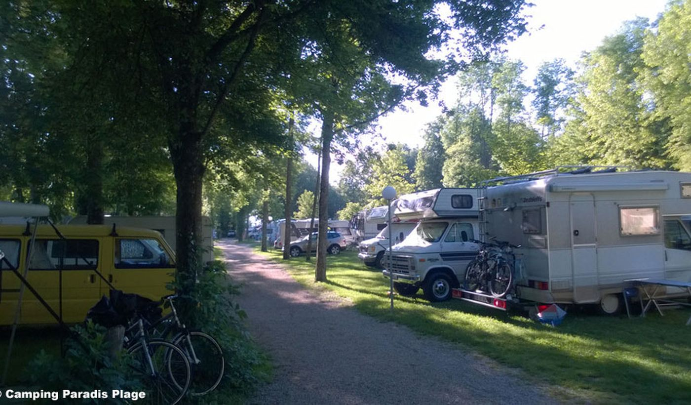 Camping Paradis-Plage
