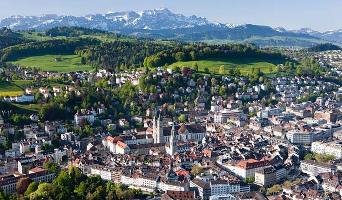 Campingplatz St.Gallen