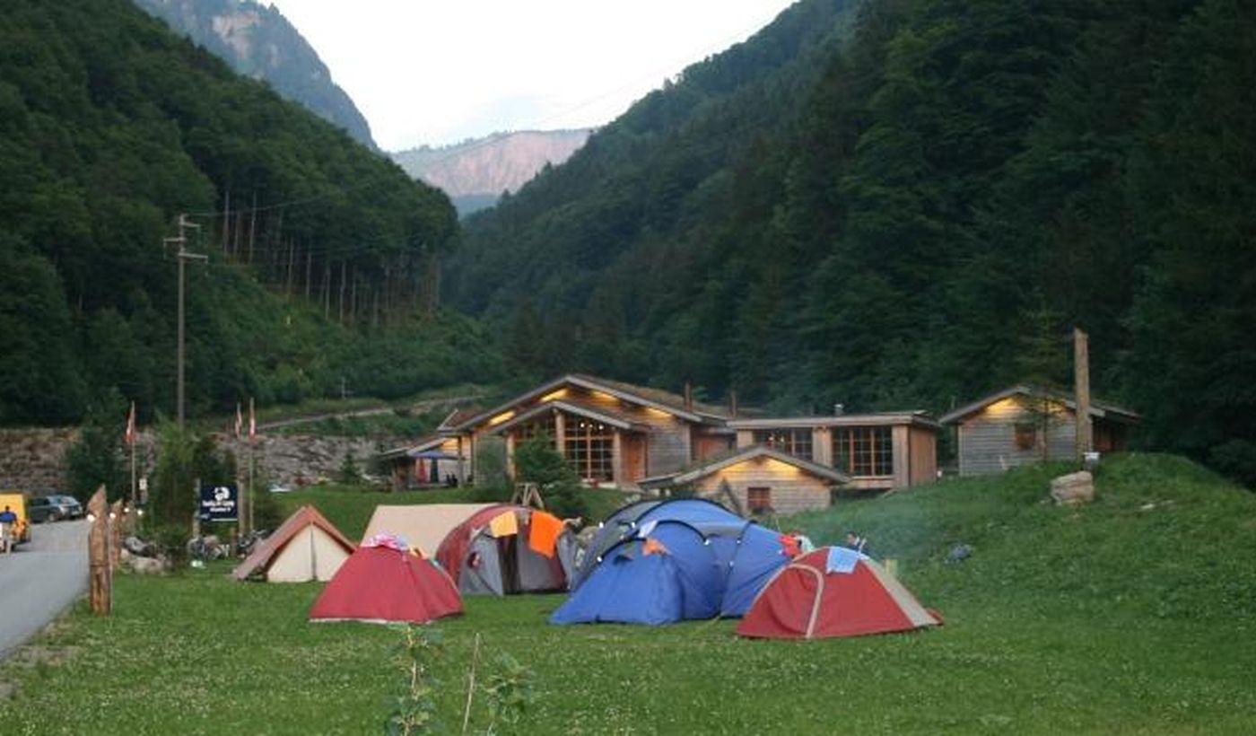 Camping Hopfräben