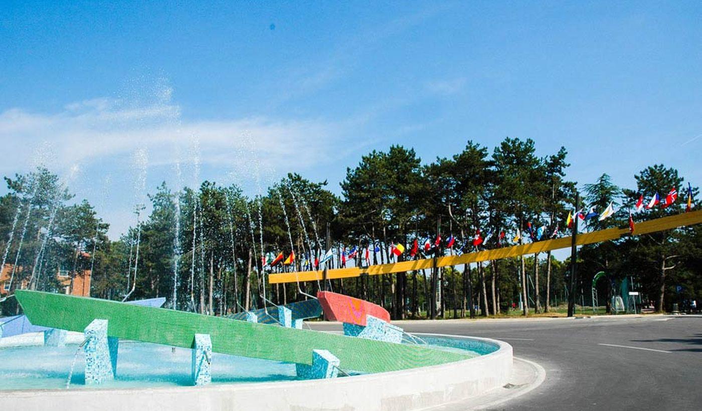 Villaggio con Piscina Olimpica a Lignano Sabbiadoro, Friuli