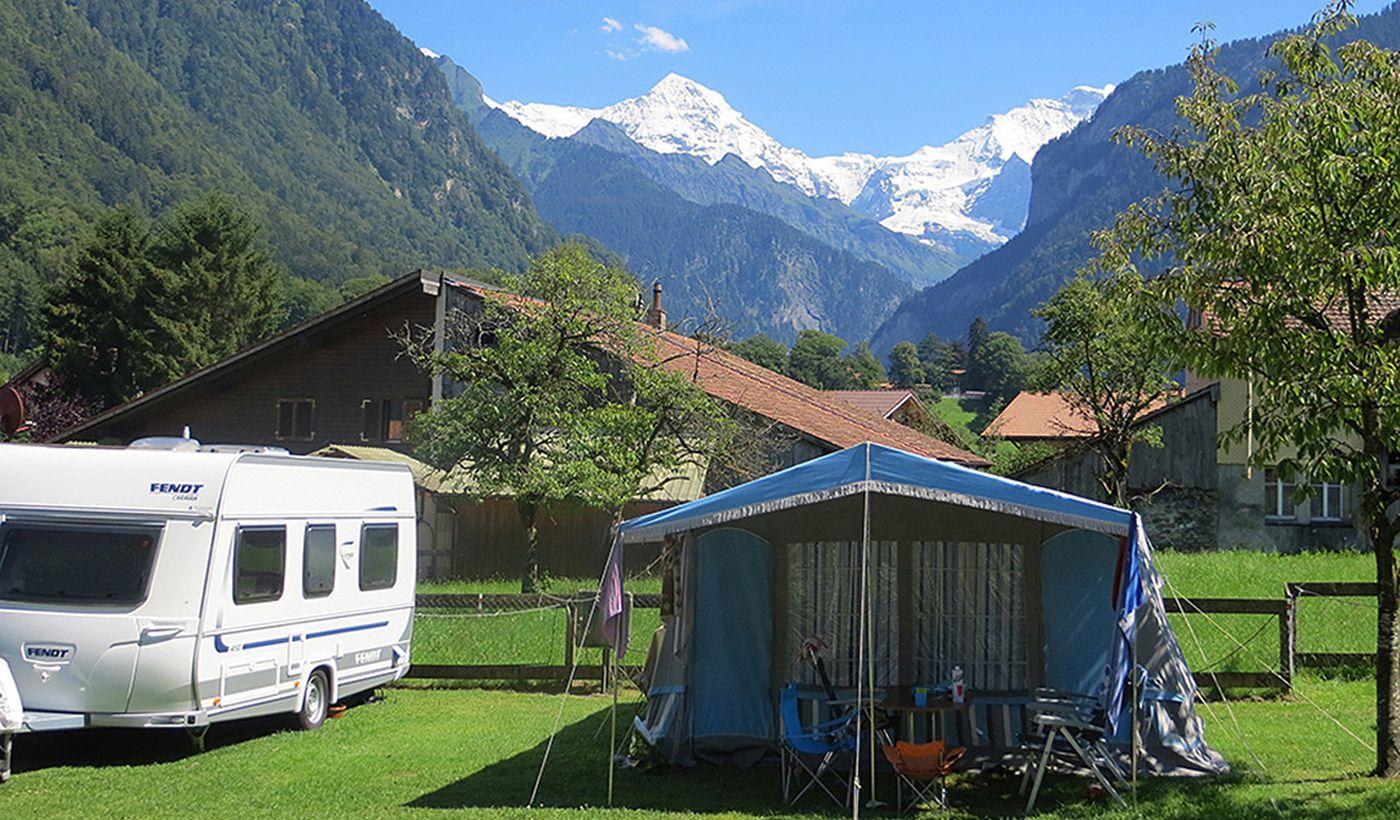 Camping Oberei