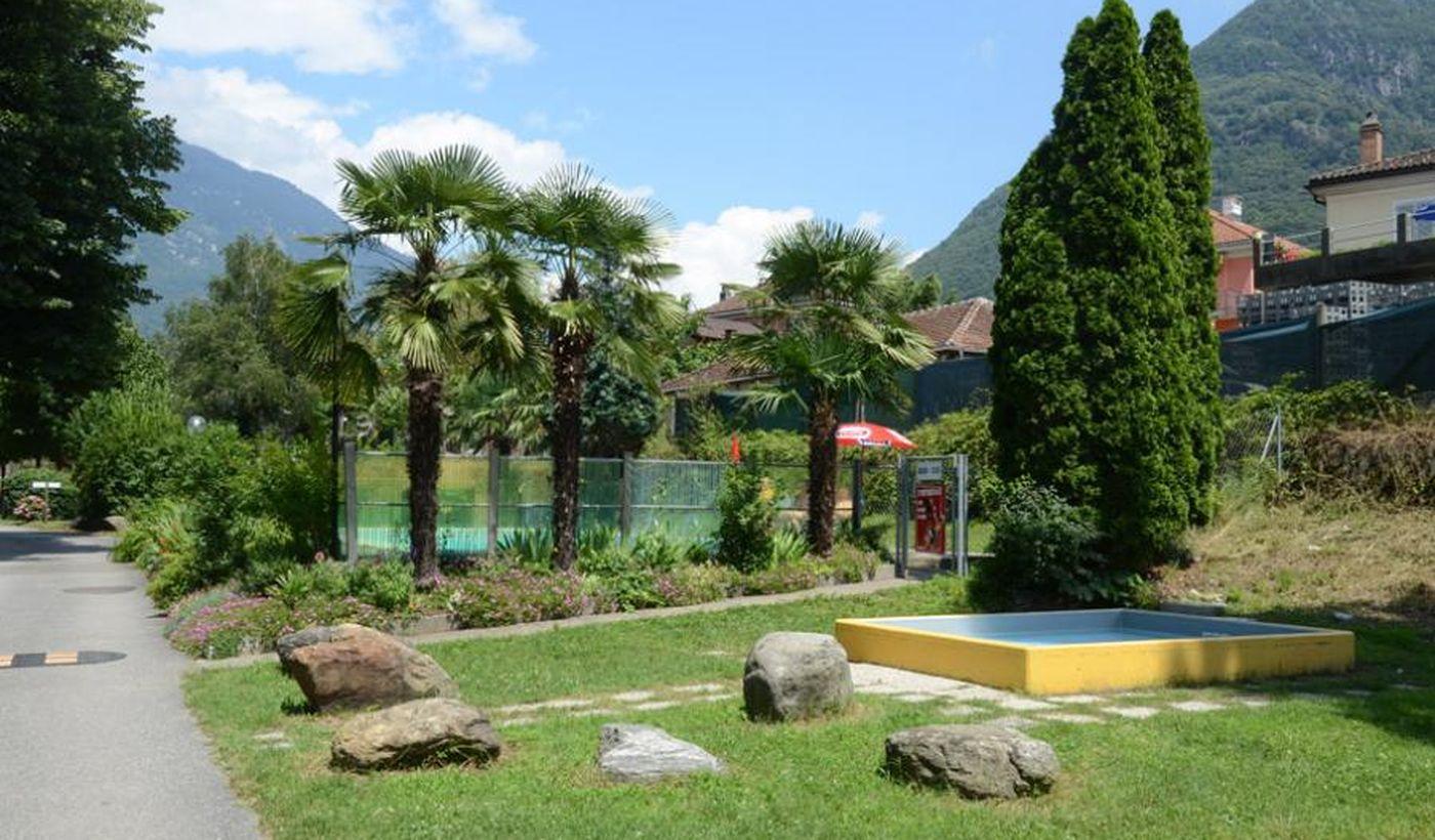 Camping Bellinzona