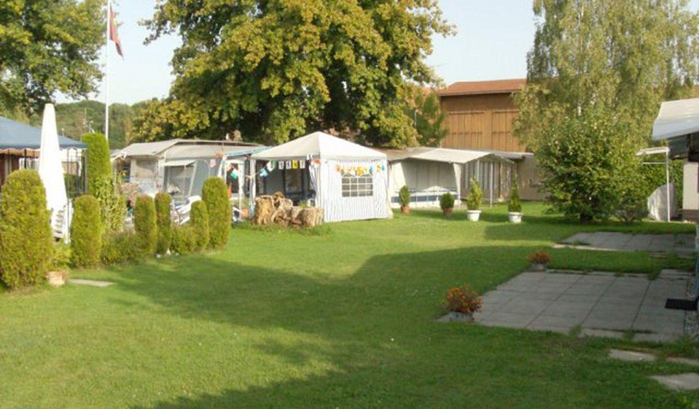 Camping de Chevroux