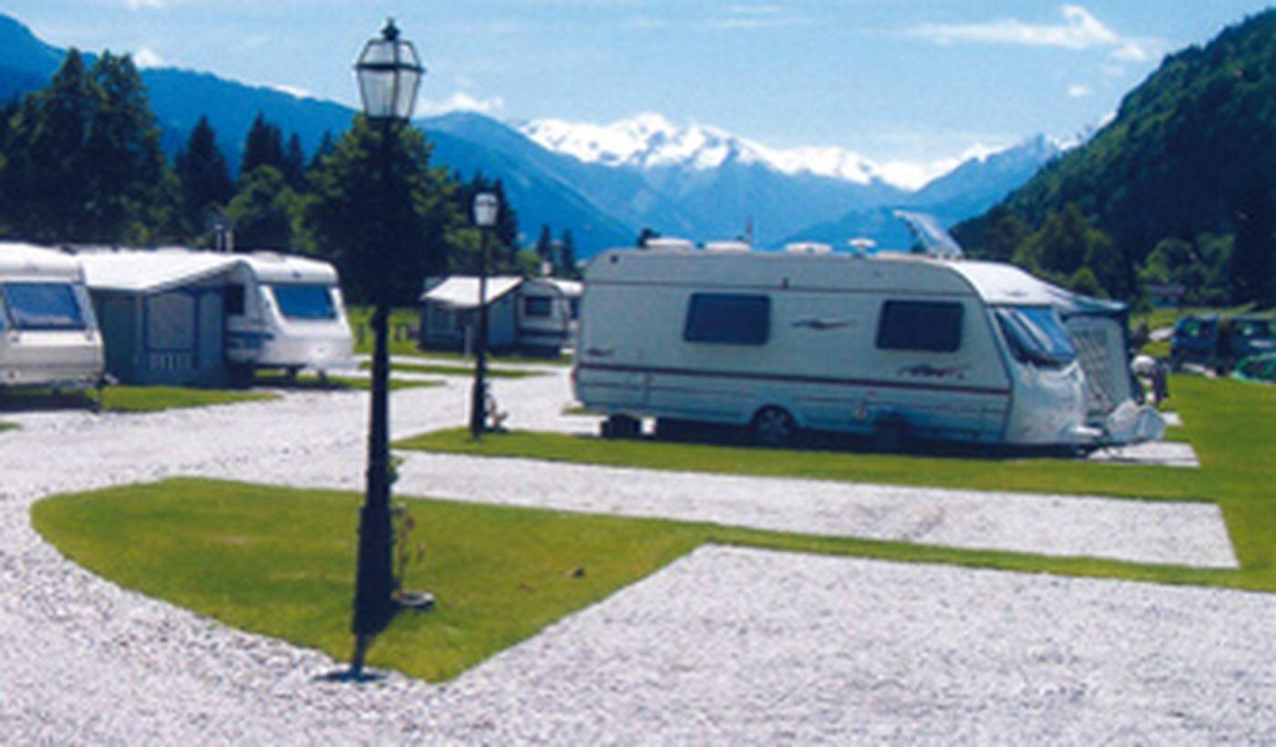 Camping Neunbrunnen am Waldsee
