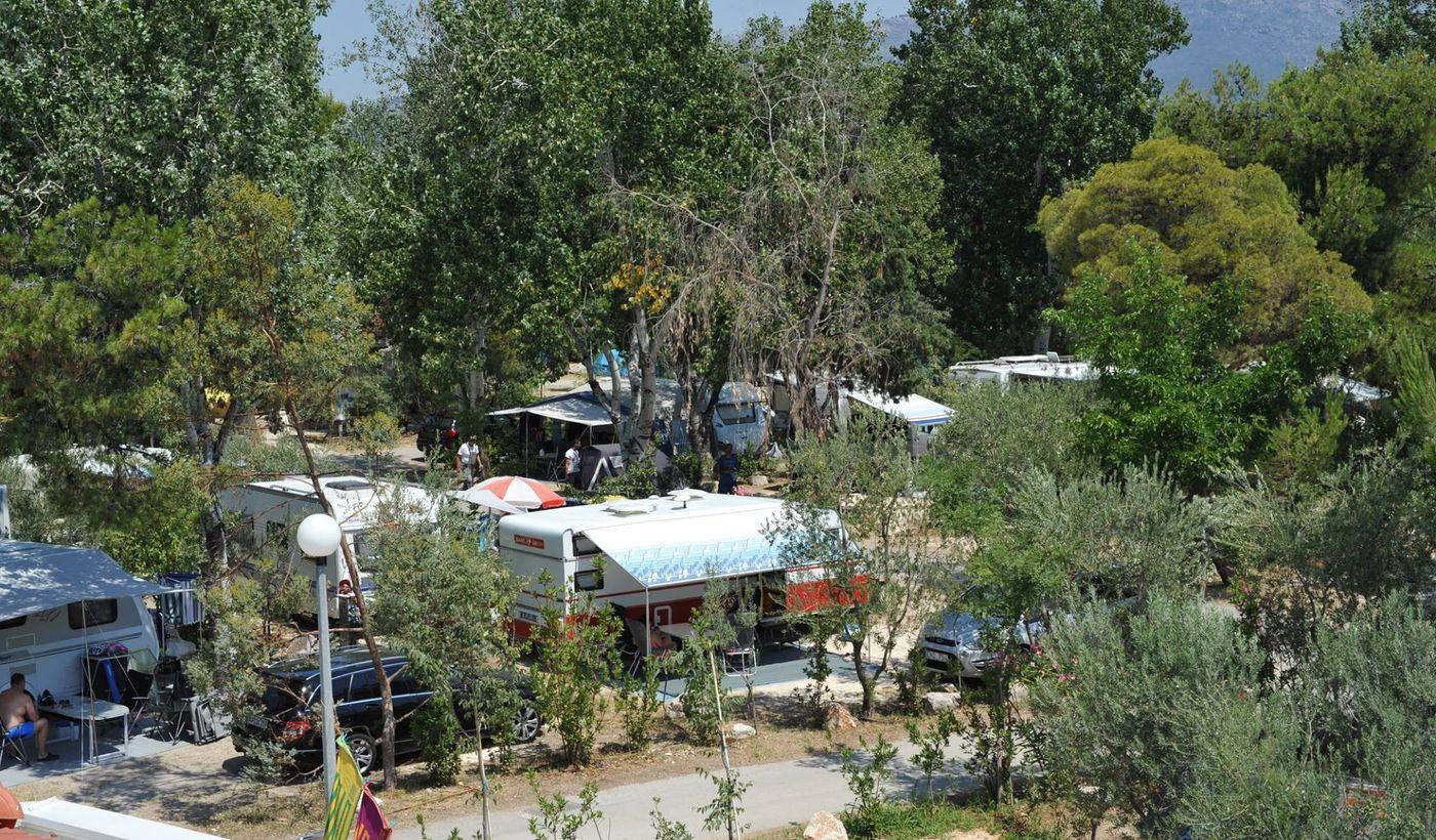 Camping Stobreč Split