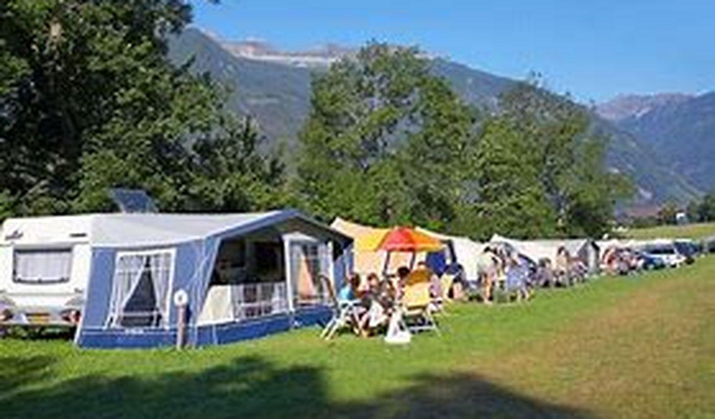 Ferienpark Terrassencamping Süd-See