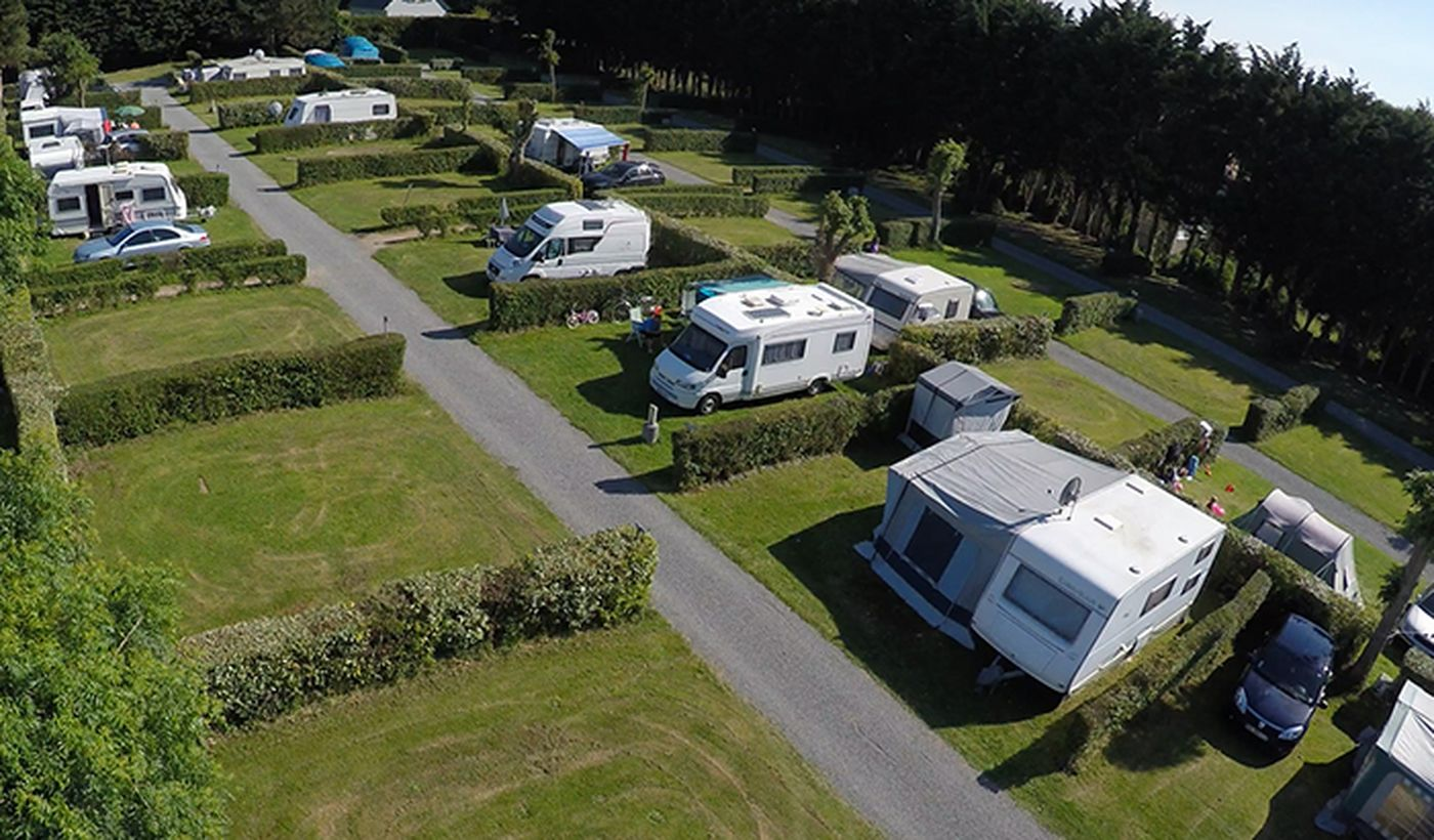 Camping Seasonova Les Mouettes