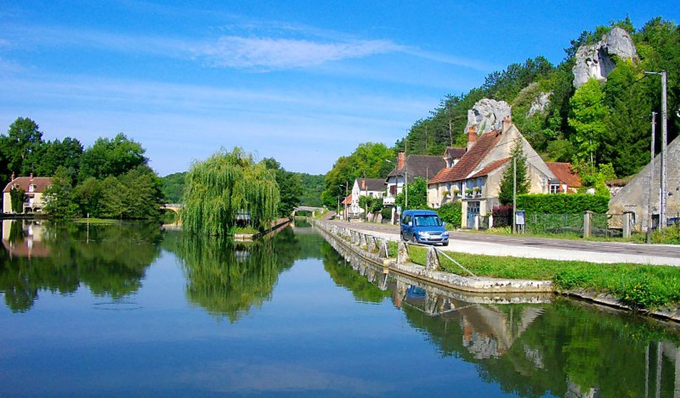Camping Merry-sur-Yonne