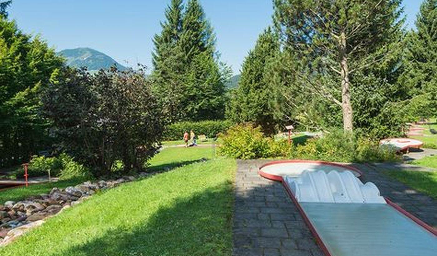 Camping Schwarzsee