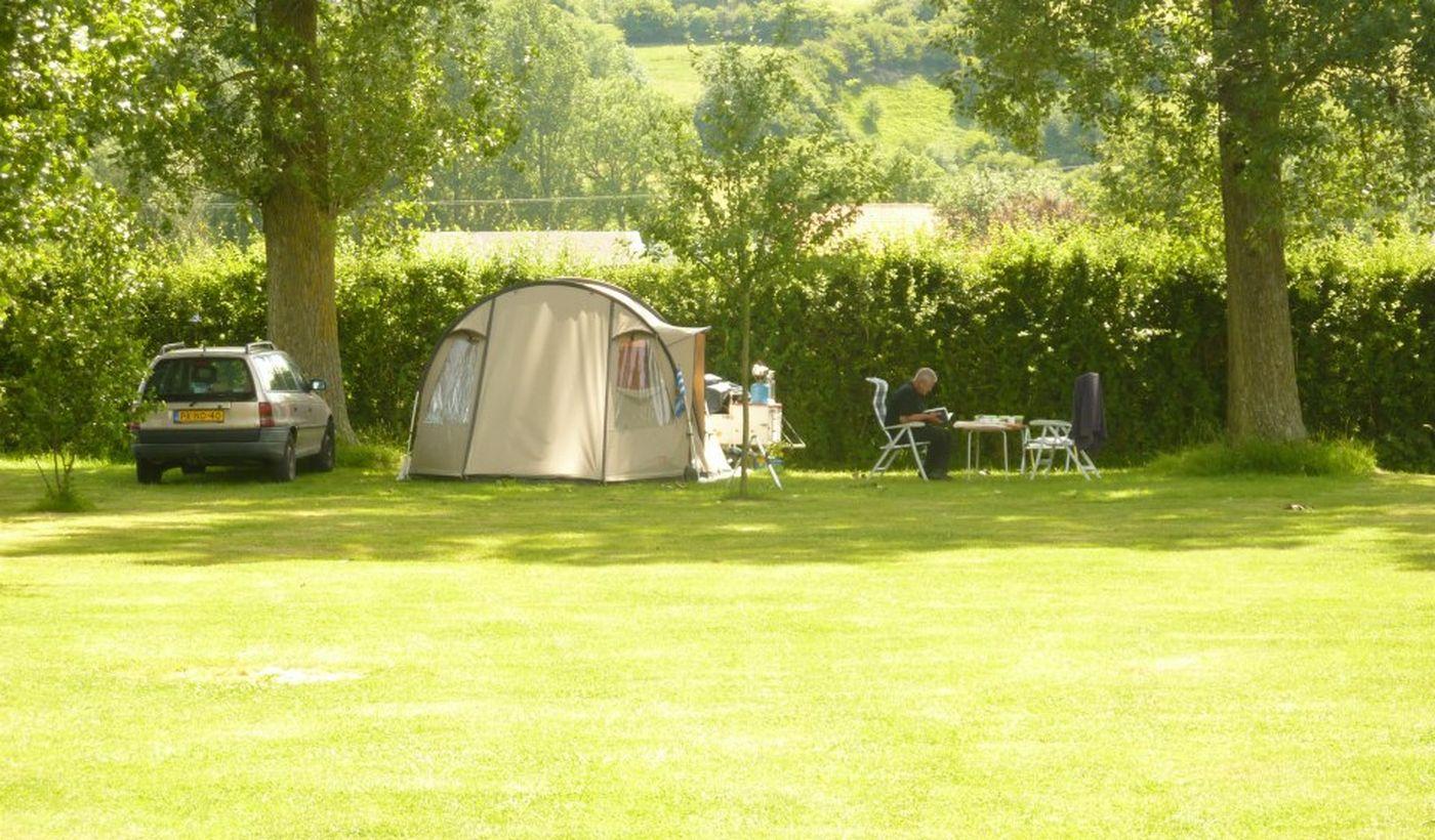 Camping Pommiers Des Trois Pays