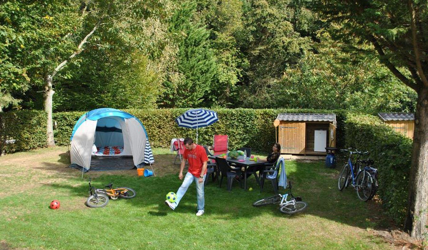 Castel Camping La Garangeoire