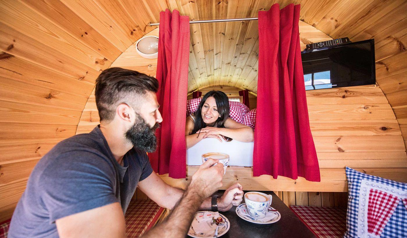 Camping Village in Trentino Alto Adige